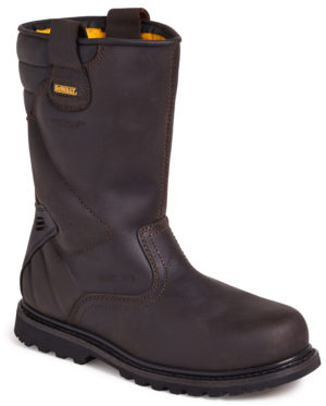 Rigger and Hi-Top Boots